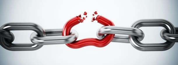chain point of failure edit